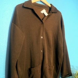 Brown Express Tricot Sweater